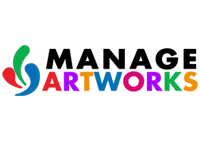 Manage artwork